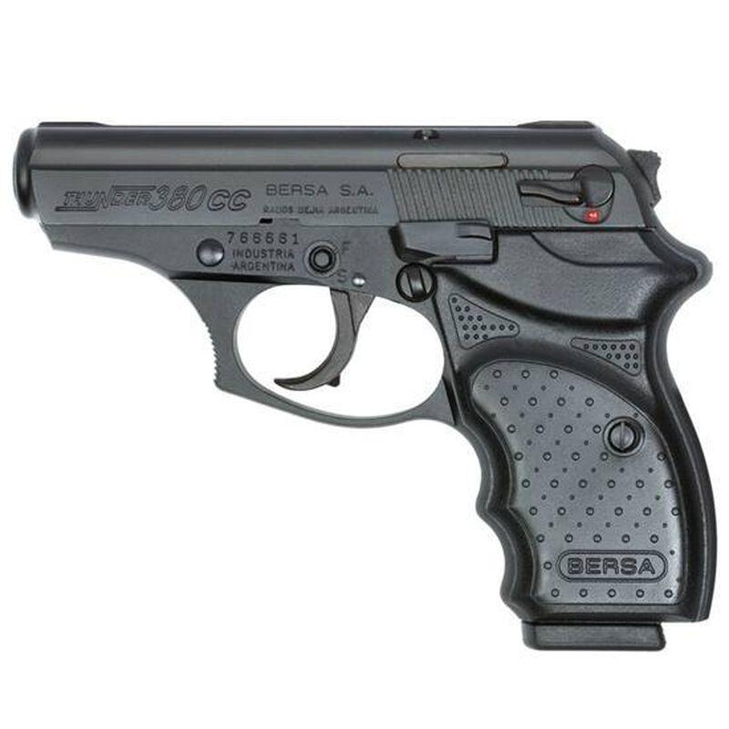 Bersa Thunder CC Semi Automatic Pistol  380 ACP 3 2