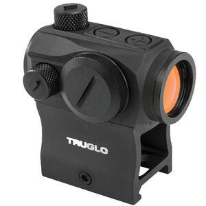 TRUGLO Tru-Tec 2 MOA Red-Dot Sight 20mm Matte Black TG8120BN