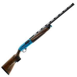 "Beretta A400 Xcel Sporting Semi Auto Shotgun 20 Gauge 3"" Chamber 3 Rounds 28"" Barrel Blue Receiver Walnut Stock J40CJ28"