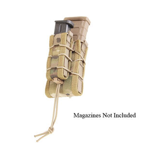 High Speed Gear Double Decker TACO Pistol Rifle Belt Pouch Cordura MultiCam
