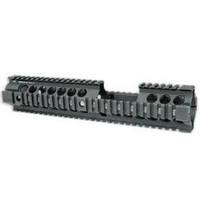"Midwest Industries AR-15 Two Piece Free Float Handguard 12.5"" Aluminum Black MCTAR20XG2"