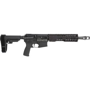 "Radical Firearms .458 SOCOM AR-15 Semi Auto Pistol 10.5"" Barrel 10 Rounds 9"" Free Float M-LOK MHR Handguard SB-Tactical Pistol Brace Black"