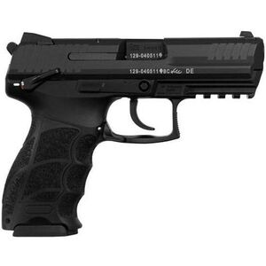 """H&K P30S V3S 9mm 3.85"""" Barrel 15 Rds Polymer Frame Black"""