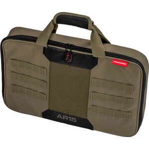 Real Avid AR-15 Tactical Maintenance Kit Cleaning and Armorer's Tools 223 Caliber MOLLE Nylon FDE
