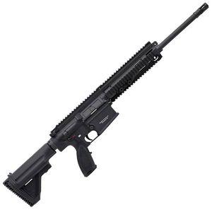 """H&K MR762-A1 Semi Auto Rifle .308 Win/7.62 NATO 16.5"""" Barrel 10 Rounds Free Floating Barrel Black MR762-A1"""