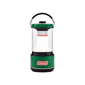 Coleman LED Lantern 600 Lumens 3 D Cell Batteries with Battery Guard