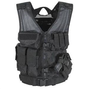 Voodoo MSP 06 Entry Assault Vest Black 20-8112001335