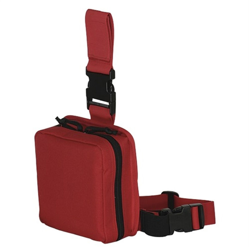 Voodoo Tactical Drop Leg First Aid Pouch, Red