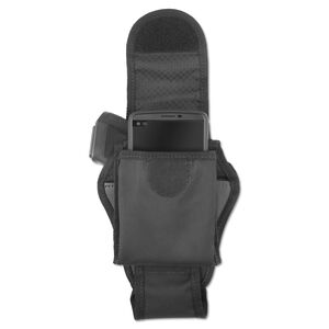 TUFF iTuck Conceal Carry Phone and Firearm Holster Large Ambidextrous Nylon Black 4298-L-NYA-10