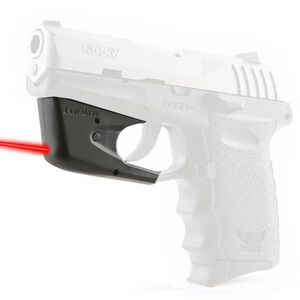 LaserLyte SCCY CPX-1/CPX-2 Pistol Trigger Guard Red Laser Black UTA-FR
