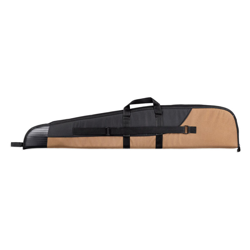"Bulldog Cases Superior Series 48"" Rifle Case Black And Tan BD230"