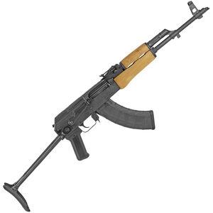"Century Arms GP WASR-10 AK-47 Semi Auto Rifle 7.62x39mm 16.25"" Barrel 30 Round Detachable Box Magazine Stamped Receiver Under Folder Stock Matte Black Finish"