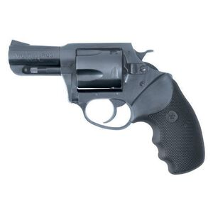 "Charter Arms Bulldog Revolver .44 Special 2.5"" Barrel 5 Rounds Rubber Grips Blued Finish 14420"
