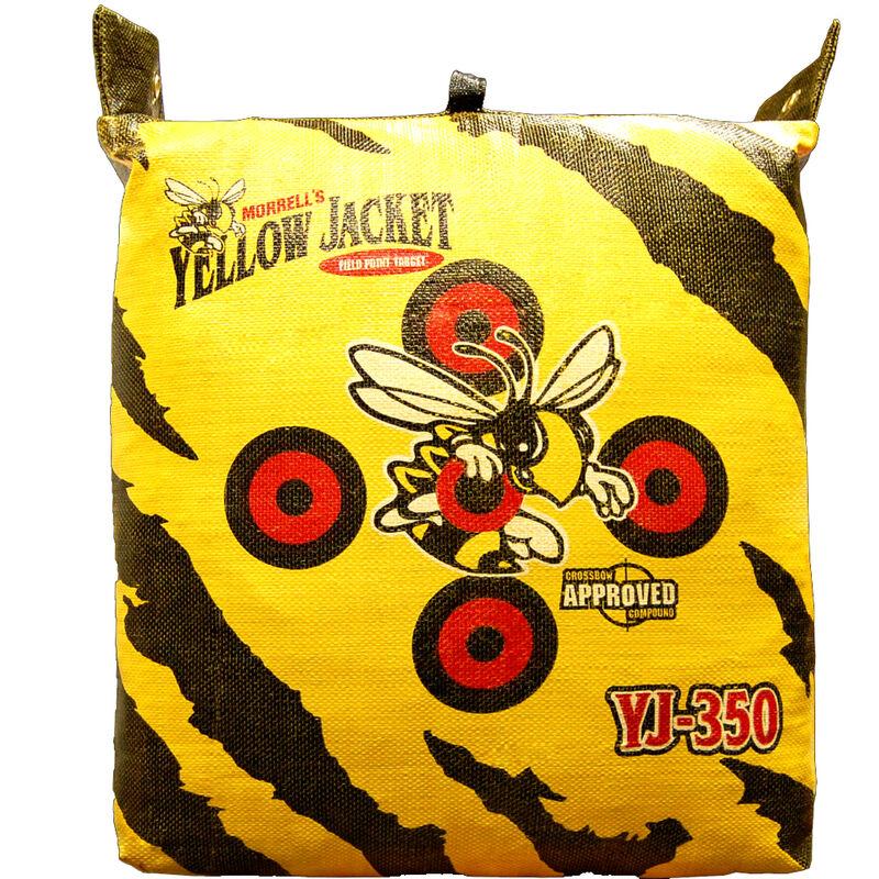 "Morrell Targets Yellow Jacket YJ-350 Crossbow Field Point Target 20"" X 16"" X 20"" Offset Bullseyes"