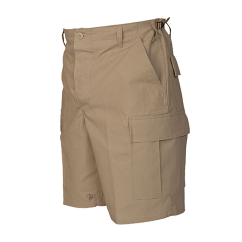 TruSpec Men's BDU Shorts Medium Khaki