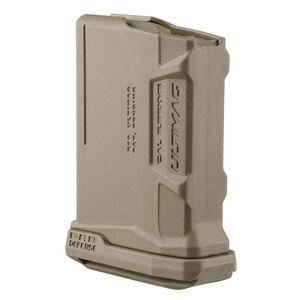 FAB Defense AR15 Polymer Magazine 10 Rounds .223 Rem/5.56 NATO FDE