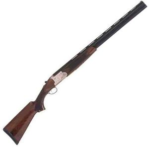 "TriStar Setter Over Under Break Action Shotgun 28 Gauge 28"" Barrel 2 Rounds 2-3/4"" Chamber Turkish Walnut Stock Blued Finish 30288"