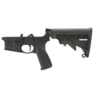 Bravo Company Complete Lower AR-15 Receiver 5.56 NATO Forged Aluminum