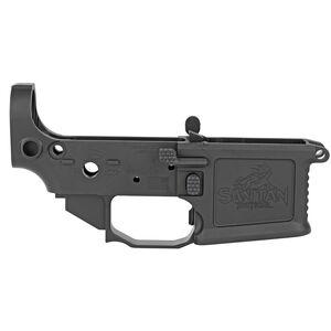 San Tan Tactical STT-15 AR-15 Lower Receiver 7075-T651 Billet Aluminum Anodized Finish Matte Black