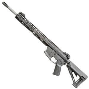 "Noveske Special Purpose Rifle Semi Auto Rifle .223 Rem/5.56NATO 18"" Barrel 30 Rounds 1:7 Stainless Polygonal Rifling Gen III Platform 15"" NSR Handguard Magpul STR/Miad Grip Iron Sights AAC Blackout Muzzle Brake Black Finish 02000087"