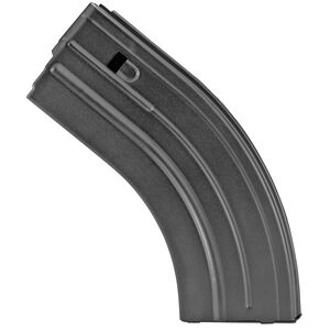 DURAMAG by CProductsDefense AR-15 SS Magazine 7.62x39 Soviet 28 Rounds Stainless Steel Matte Black Finish