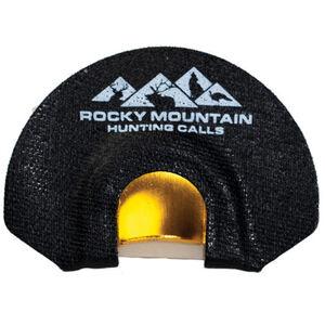 Rocky Mountain Hunting Calls Black Magic GTP Diaphragm Call Black