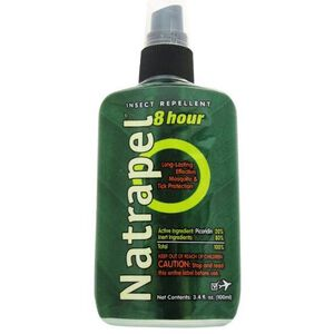 Adventure Medical Kits Natrapel 8 Hour Insect Repellent DEET-Free 3.4 oz Pump Spray 0006-6871