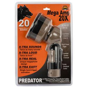 Cass Creek Mega Amp 20X Predator Call Belt Clip Brown