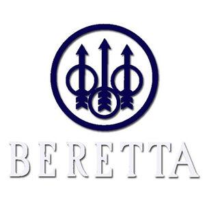Beretta Car/Suv Window Sticker Blue DECAL56