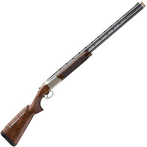 "Browning Citori 725 Sporting with Adjustable Comb Over/Under Shotgun 12 Gauge 32"" Barrel 3"" Chamber 2 Round Capacity Walnut Stock Silver Nitride Finish 0135533009"