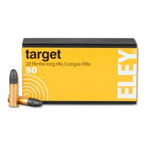 Eley Target .22 LR 40 Grain RN 50 Round Box