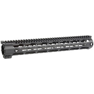 "Midwest Industries .308 15"" Handguard DPMS High Height Keymod Aluminum Black MI-308SS15-DHK"