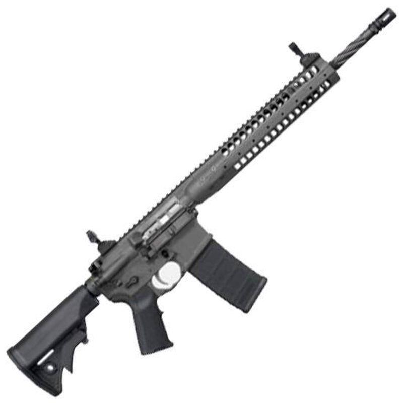 "LWRC IC-SPR AR-15 5.56 NATO Semi Auto Rifle, 16"" Spiral Fluted Barrel 30 Rounds"