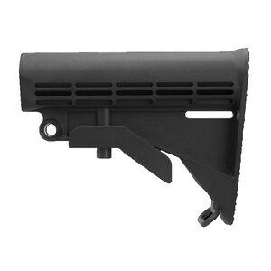 Aim Sports AR-15 GI Style Mil-Spec Stock High Quality Polymer Matte Black