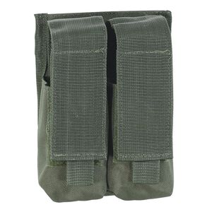 Voodoo Tactical MOLLE Dual M18 Smoke Grenade Pouch Nylon OD Green 20-932904000