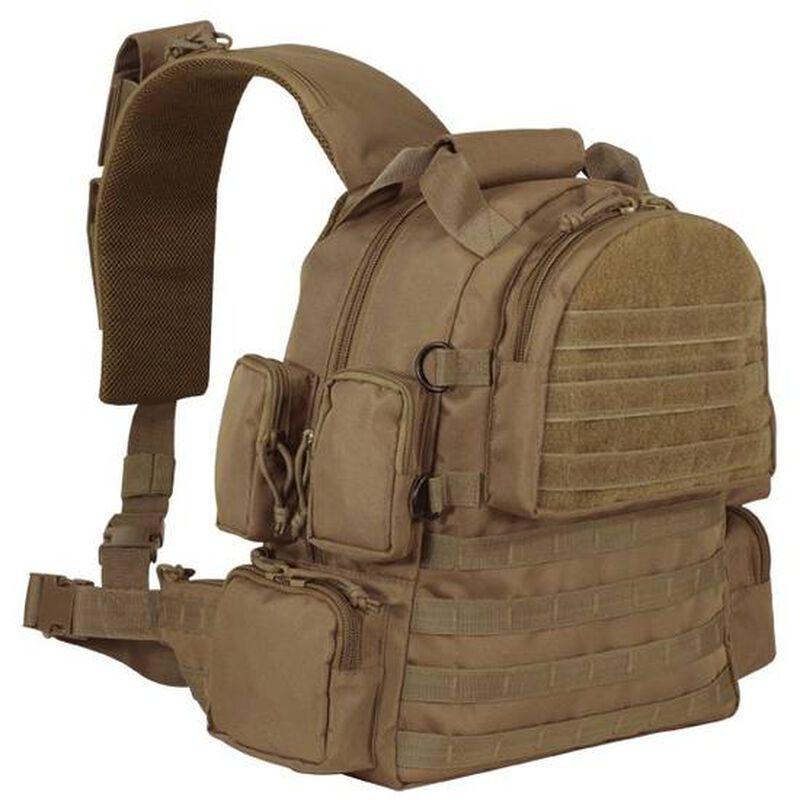 Voodoo Tactical Tactical Sling Bag Coyote 15-9961