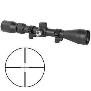 "Barska Colorado 3-9x40 Riflescope Non-Illuminated 30/30 Reticle 1"" Tube .25 MOA Adjustment Second Focal Plane Fixed Parallax Matte Black Finish"