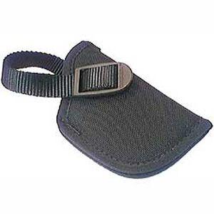 Sidekick Hip Holster .22 to .25 Calibers Size 10 Left Hand Nylon Black