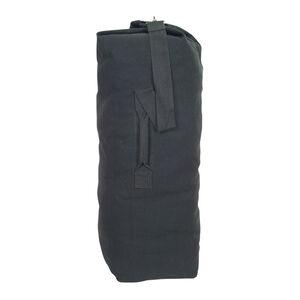 "Fox Outdoor GI Style Top Load Duffle Bag 21""x36"" Black 40-13"