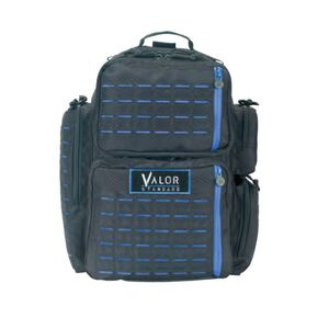 Voodoo Tactical Valor Standard Thin Blue Line Pack Black and Blue