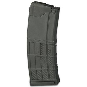 Lancer AR-15 L5 Advanced Warfighter Magazine .223 Rem/5.56 NATO 30 Rounds Polymer Opaque Black
