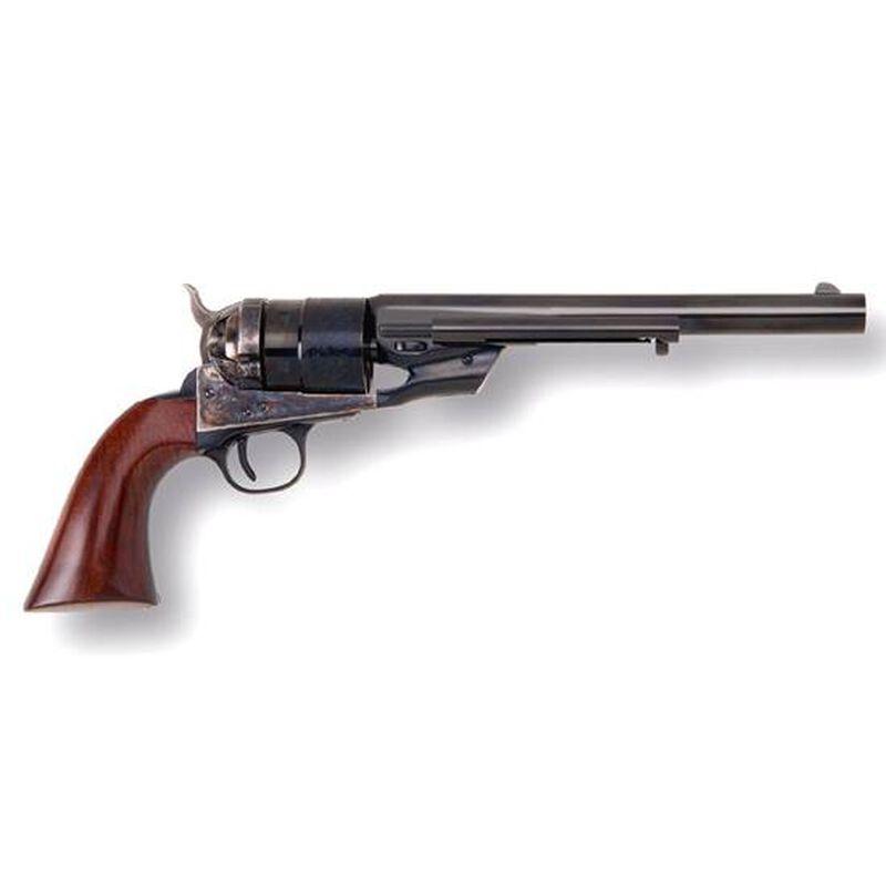 "Cimarron Richards Transition Conversion Revolver .45 LC 8"" Barrel 6 Rounds Steel Blue Case Hardened Wood CA9052"