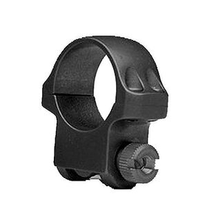 "Ruger 1"" Hawkeye Scope Ring Low Blued"