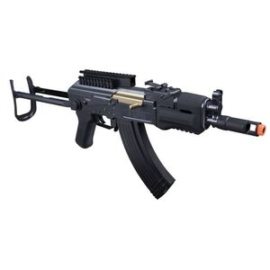 Crosman Game Face GF76 Electric Airsoft Rifle, Full or Semi-Auto 6mm