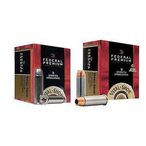 Federal .357 Magnum Ammunition 20 Rounds Swift A-Frame 180 Grains P357SA