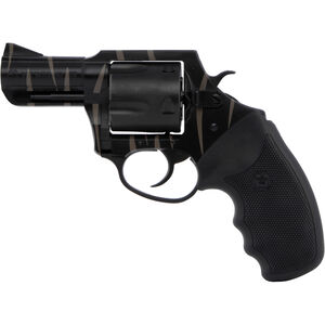"Charter Arms Pitbull .45 ACP DA/SA Revolver 5 Rounds 2.5"" Barrel OD Green and Black Tiger Stripe Finish"
