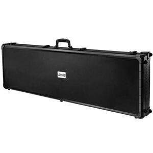 "Barska Loaded Gear AX-200 52.5"" Two Rifle Hard Case Aluminum Black BH11952"