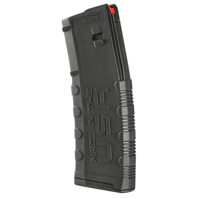 Amend2 Mod-2 AR-15 30 Round Magazine .223 Remington/5.56 NATO Anti-tilt Super Follower Stainless Steel Spring Polymer Matte Black