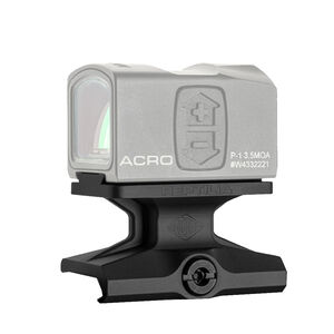 Reptilia DOT Mount For Aimpoint Acro Lower 1/3 Co-Witness Aluminum Black