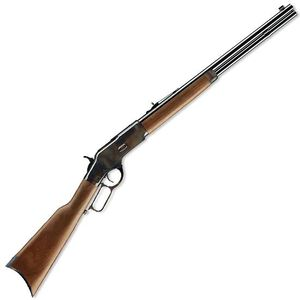 "Winchester Model 73 Short Rifle Case Hardened Lever Action Rifle .357 Magnum/.38 Special 20"" Barrel Full Length Magazine Tube Walnut Stock Satin Oil Finish 534202137"